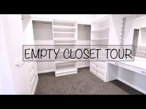 Janitor Dream Empty Closet Tour Youtube Dream Empty Closet Tour Youtube