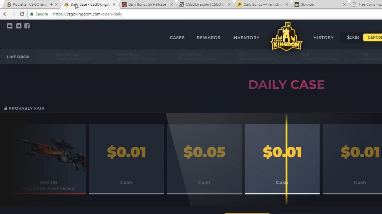 Csgo Free Skins Sites