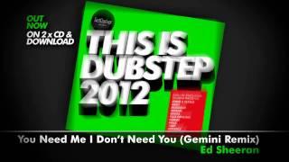 This Is Dubstep 2012 (Album Megamix)