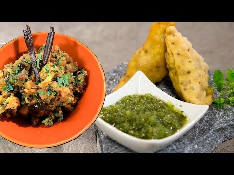 Khasta Samosa & Masala Mixed Vegetable | Dip In Kitchen Episode 4