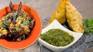 Khasta Samosa & Masala Mixed Vegetable | Dip In Kitchen Episode 4