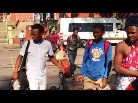 Kangaroo Zulu Dancers And Community Youth Development