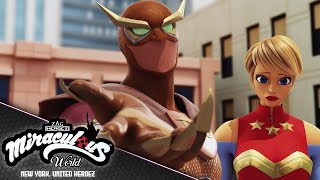 MIRACULOUS WORLD | ⭐ NEW YORK - United Heroez 🗽 | Disney Channel Trailer