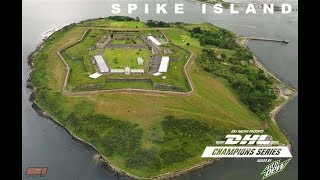 Race 4 of the 2017 DHL Champions Series Fueled by Mountain Dew (Spike Island)