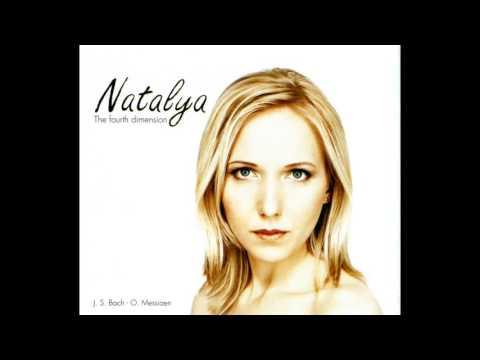 Natalya Pasichnyk: O. Messiaen - Vingt regards sur l'Enfant Jesus XIX Je dors, mais mon coeur veille