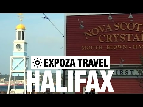Halifax Vacation Travel Video Guide