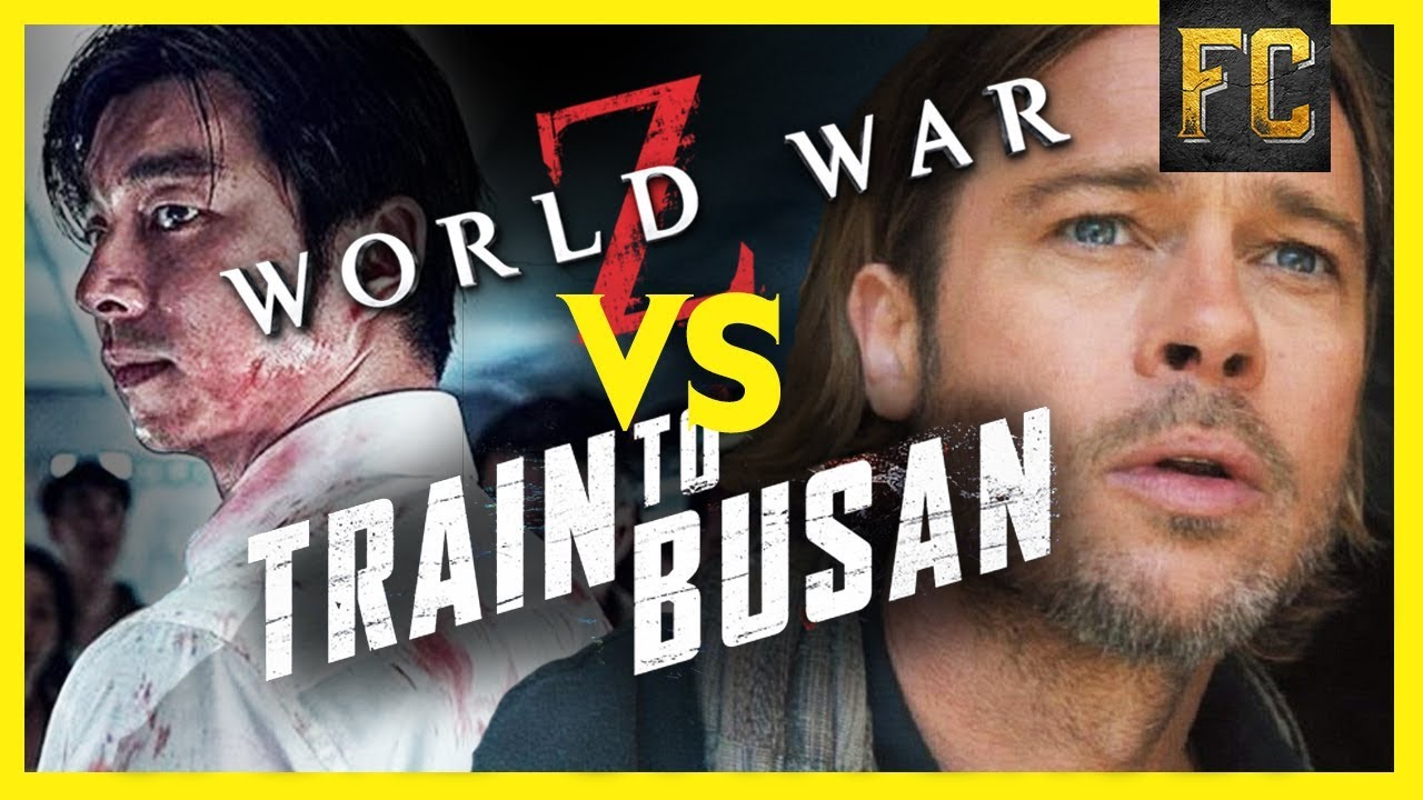 World War Z vs Train to Busan | What Makes a Good Zombie Movie? | Flick Connection