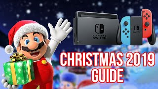 NINTENDO SWITCH - Christmas 2019 Guide (Games, Accessories, etc.)