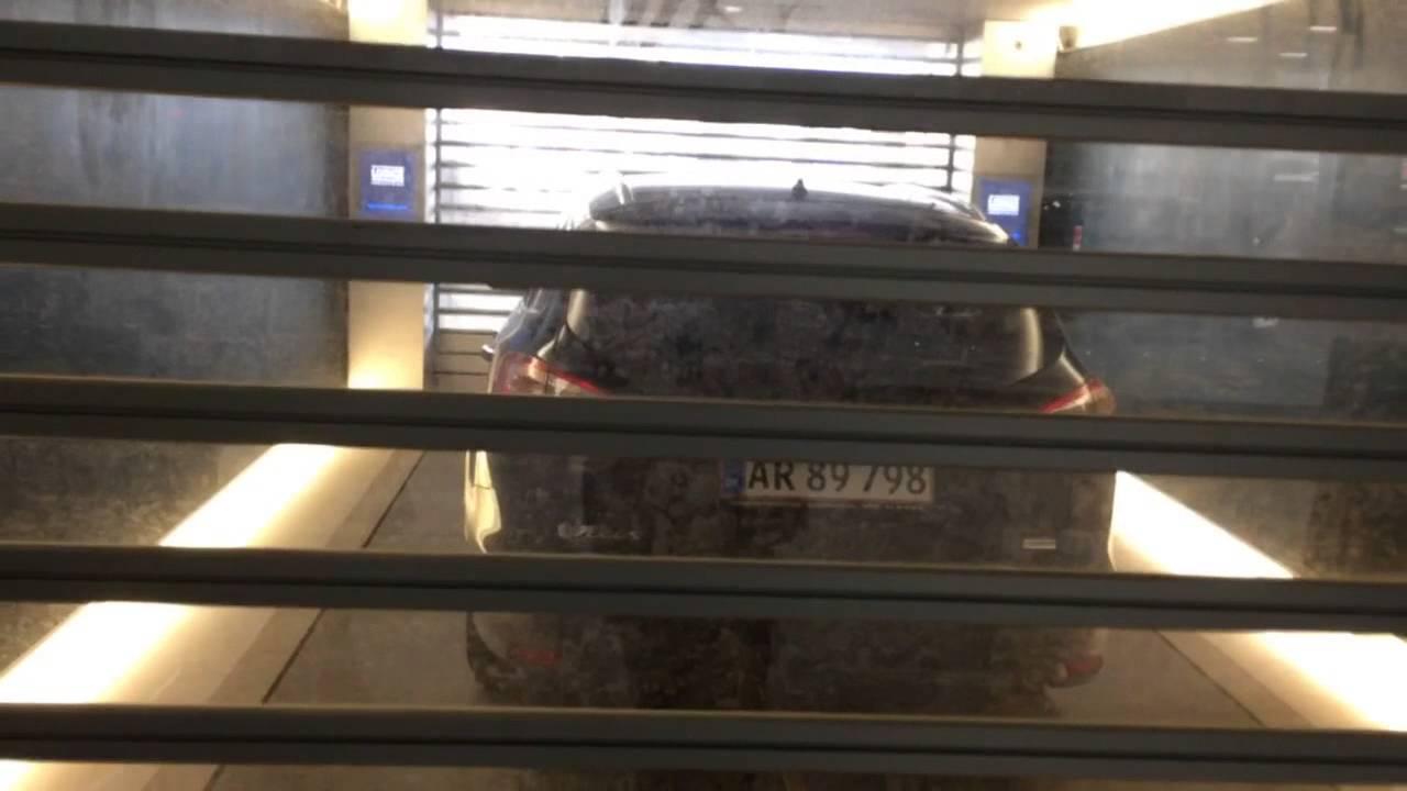 dokken århus parkering