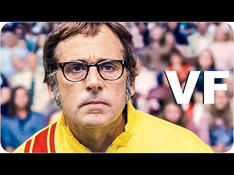 BATTLE OF THE SEXES Bande Annonce VF (2017) streaming vf