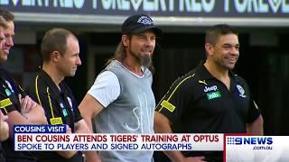 Ben Cousins | 9 News Perth