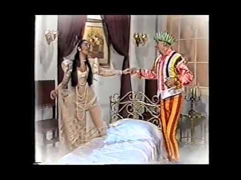 GUILHERME OSTY com COSTINHA e ZAIRA ZAMBELLI - DOMINGO DE GRAÇA - TV MANCHETE