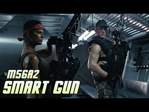 USCM Artillery: M56A2 Smart Gun - Explained