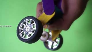How To Make Rc Car Tractor Diy - Electric Toy Car Easy Homemade
