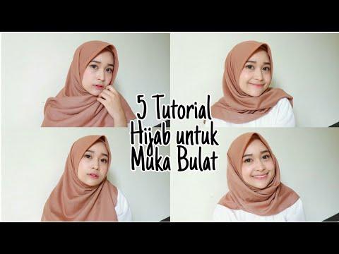 TUTORIAL Hijab Untuk Pesta,Simple Dan gak pake Ribett.