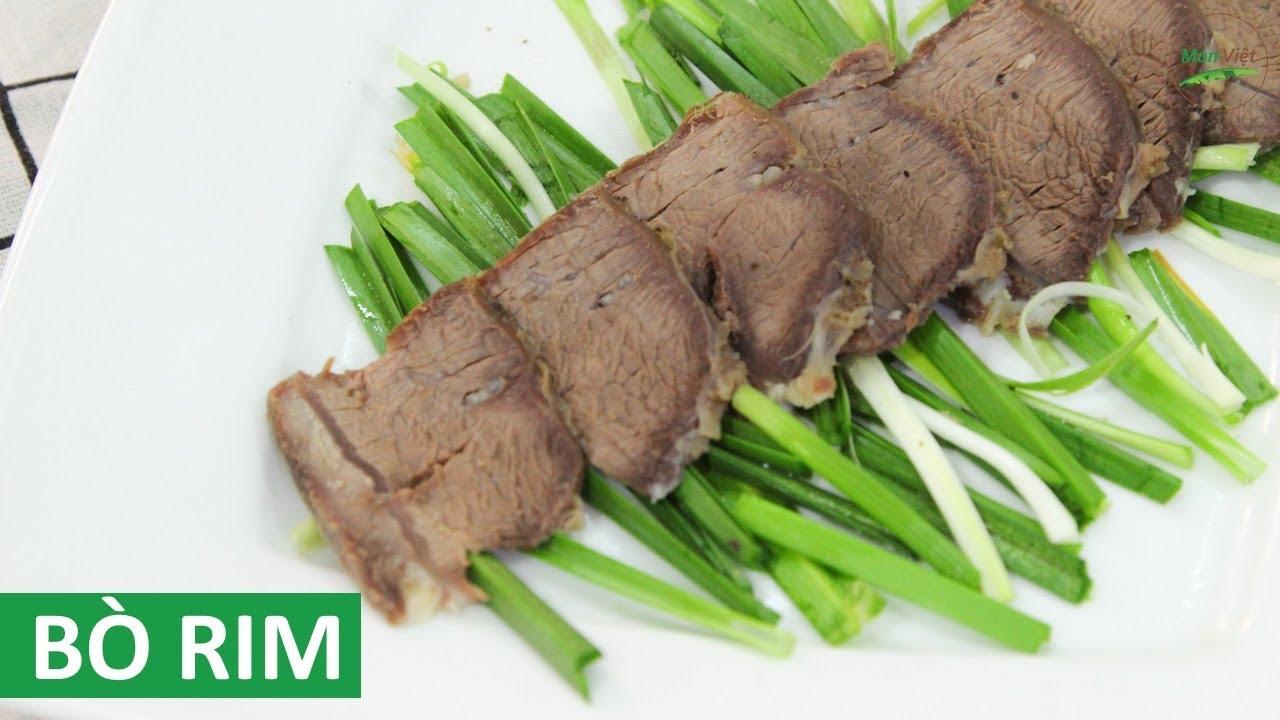 Cách nấu Bò Rim Nghệ An chuẩn hương vị cho ngày Tết | Món Việt