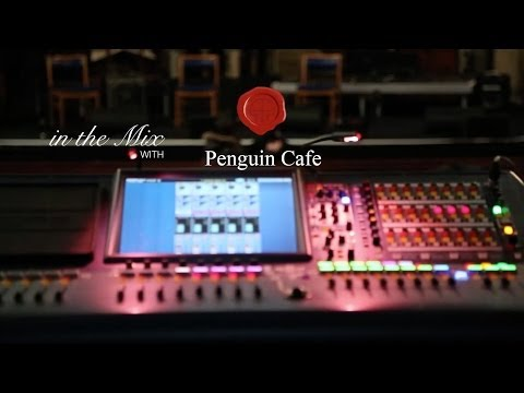 In the Mix with Penguin Cafe's Jamie Orchard Lisle at Union Chapel