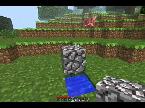 How To Make A Urinal In Minecraft Youtube