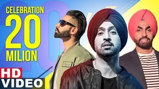 Celebrating 20M Subscribers | Non-Stop Jukebox | Diljit Dosanjh | Parmish Verma | New Songs 2019