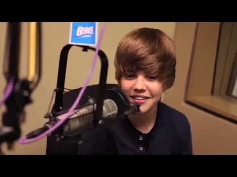 This Interview with Justin Bieber at 15-Years-Old Will Melt Your Heart