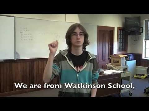Watkinson School Fundraiser for Deaf Dogs Rock
