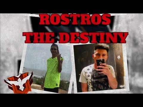 ROSTROS DEL CLAN THE DESTINY #1🎭INICIO TEMPORADA 12🎃