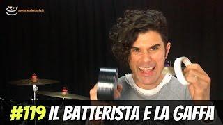 10 Cose Che un Batterista Può Fare con La Gaffa #119
