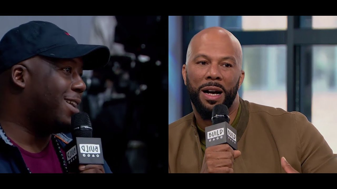 Common Speaks on How His Faith Influences His Music and Social Activism