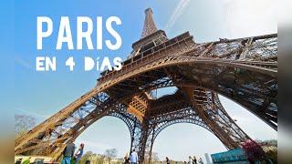 Top 12 de actividades en Paris | 4 dias en Paris  |  Que hacer en Paris #4 | | Lecciones de viaje