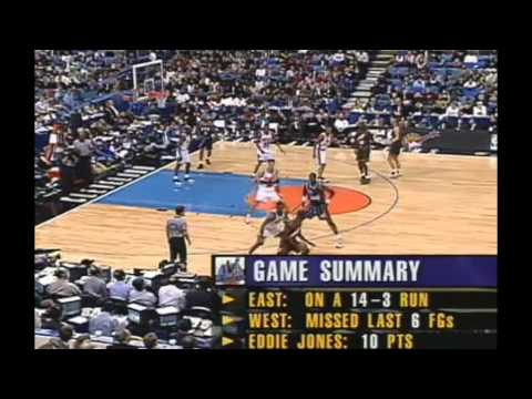 1997 NBA All Star Game {3}