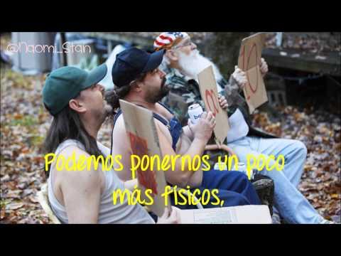 Skylar Grey - C'mon Let Me Ride ft. Eminem (Lyrics - Subtitulos en español)