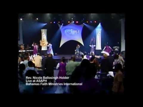 ASAPH Worship Conference Bahamas-Rev Nicole Ballosingh Holder