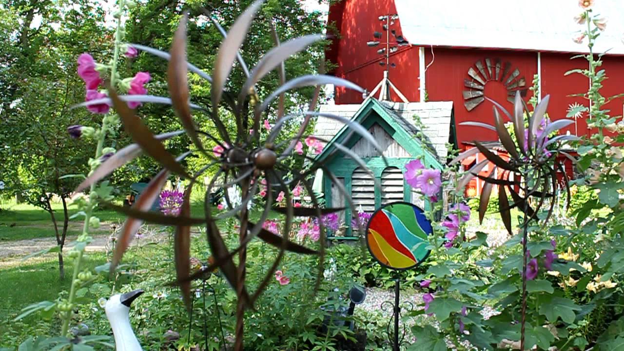 cottage garden farm