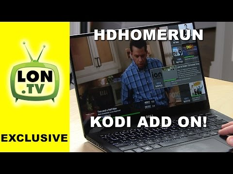 New HDHomerun Kodi / XBMC Add-On - Exclusive first look of a channel guide for Kodi