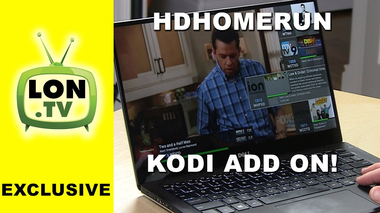 how to add one channel to kodi
