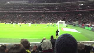 england 2 1 brazil at wembley ronaldinho penalty lampard goal and more