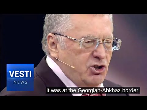 Zhirinovsky The Terrible: Veteran Politician Explain Why He Would Be A Stronger Leader Of Russia