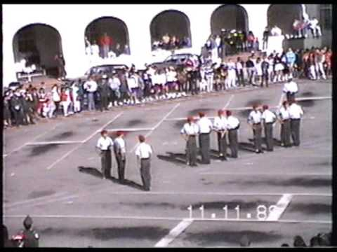 Lincoln High School (SF) 1988 JROTC Boys Drill Team LIBERTY BELL COMPETITION