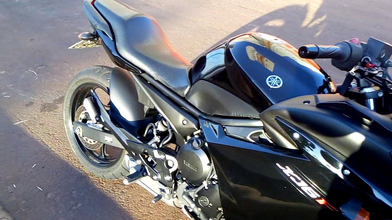 Tachogehäuse Yamaha XJ6 DIVERSION F ABS SERIENMÄSSIG RJ199//RJ22 2010