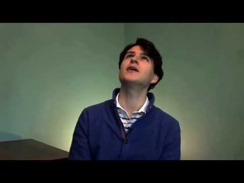 Vampire Weekend interview - Ezra Koenig (part 1) - YouTube