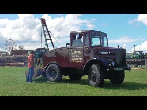 Steam powered saw benches, Gloucestershire Vintage & Country Extravaganza, South Cerney, August 2017