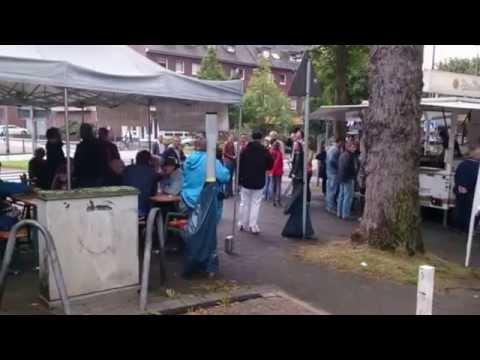 Schlager Radio De Flleech aus Berlin Live dabei beim Strassenfest in Duisburg