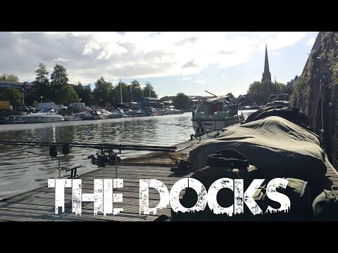 URBAN CARP FISHING: Bristol Docks