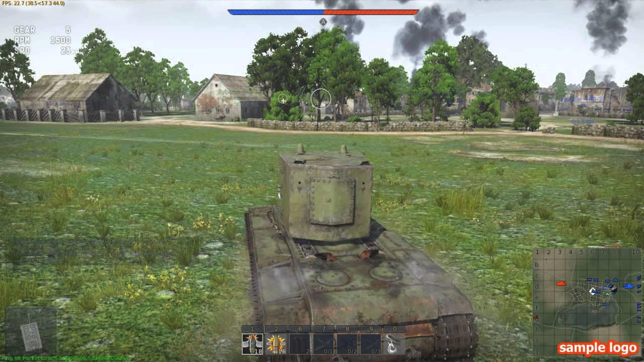вар тандер обзор советских танков
