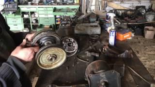 ремонт урал 4320,серия 3, пневмоусилитель тормозов,проводка
