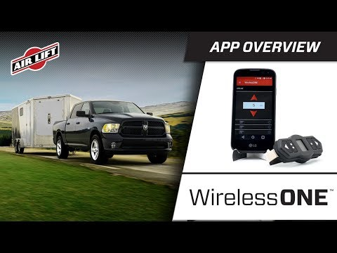 App Overview: 25980 - WirelessOne (2nd Generation) with EZMount