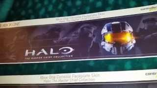 Gamestop Free Halo Xbox One Faceplate Skin