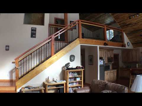 Winter At Creekside at Yellowstone Vacation Rental Home