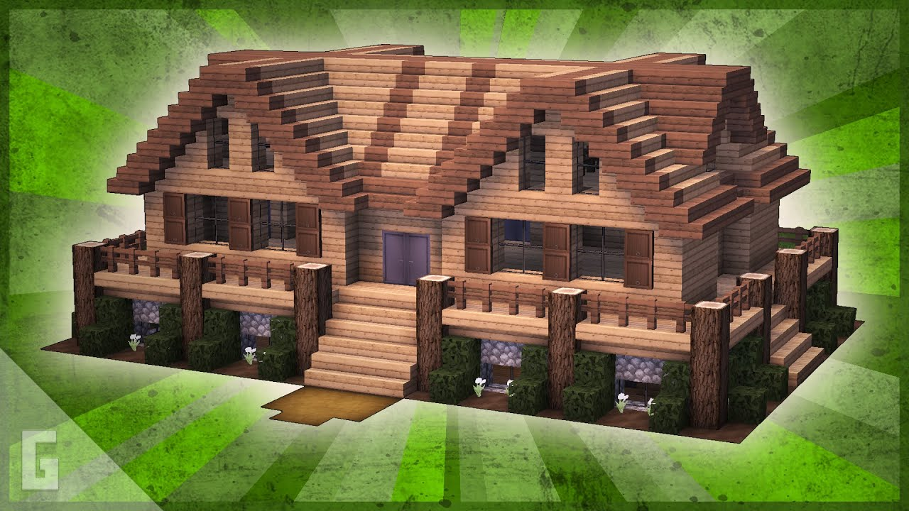 12 Minecraft House Ideas 2020 Rock Paper Shotgun