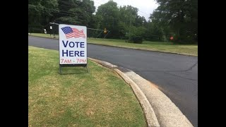 Cobb County heads to the voting polls